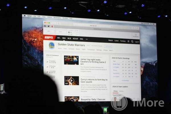 OS X El Capitan: come si aggiungono i Pinned Sites in Safari