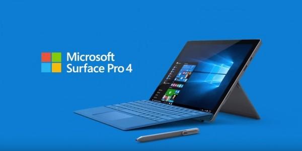 Microsoft Surface Pro 4: caratteristiche, prezzo e uscita in Italia