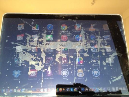 Macbook Pro Retina: come risolvere i problemi dello schermo antiriflesso