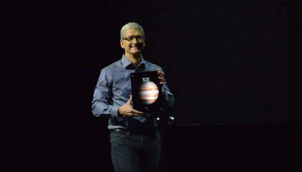 Tim Cook: iPad Pro è un degno sostituto dei portatili