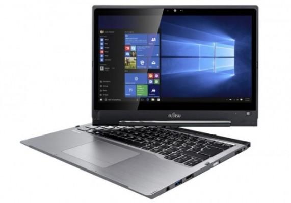 Fujitsu Lifebook T936: nuovo ultrabook convertibile con Windows 10