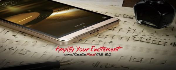Huawei MediaPad M2 8.0 in Italia a partire da 329 euro