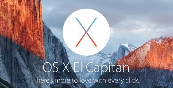 OS X 10.11.2 El Capitan: tutte le novità dell'aggiornamento