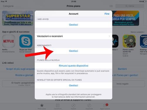 Come disattivare abbonamenti su smartphone | GiardiniBlog