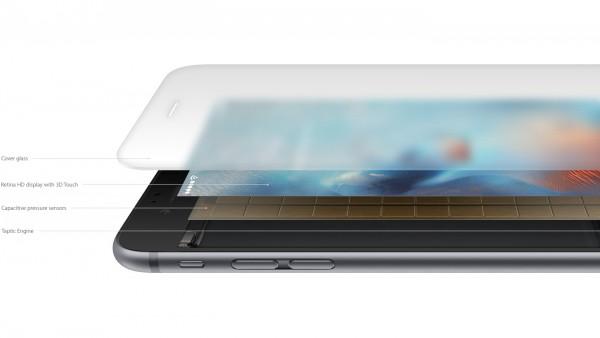 Apple brevetta il Super 3D Touch per i futuri iPhone e iPad
