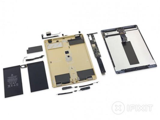 iPad Pro: ecco come è fatto dentro