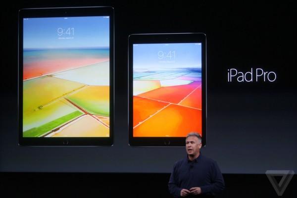 Apple keynote del 21 Marzo: iPad Pro da 9.7 pollici ufficiale