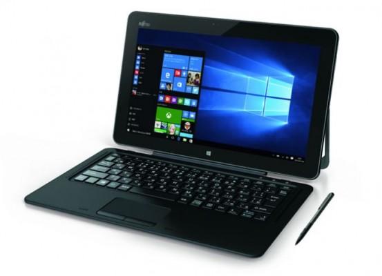 Fujitsu Arrows Tab RH77/X: nuovo tablet ibrido con Windows 10