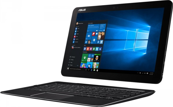 ASUS T302CA: caratteristiche del nuovo tablet ibrido con Windows 10
