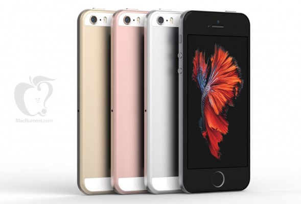 iPhone 5se: ecco il possibile design