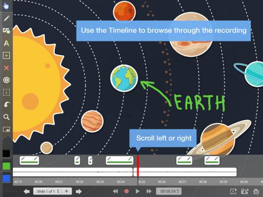 Explain Everything per iPad: l'app più interessante per creare spiegazioni video!