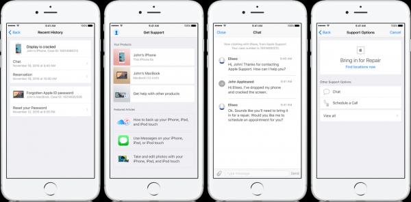 Apple Support, nuova app per risolvere i problemi dell'iPad, arriverà presto su App Store!
