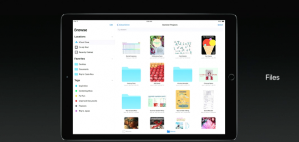 Apple Files: l'app per iPad più innovativa (e castrata) di sempre!