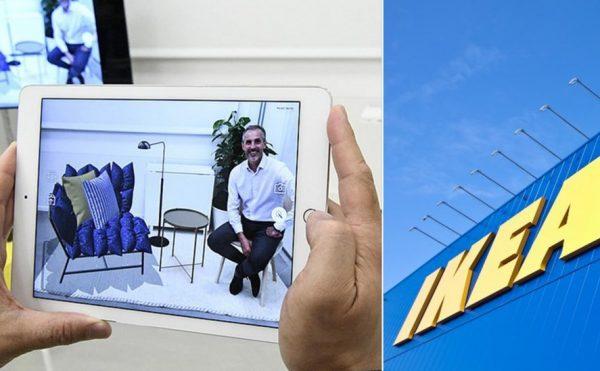 """In futuro sarà possibile """"provare"""" i mobili IKEA in casa con ARKit per iPad?"""