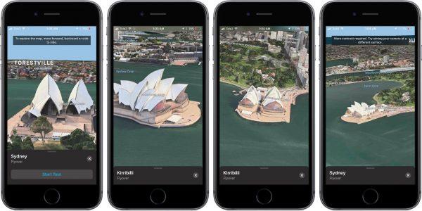 Mappe in iOS 11 sfrutterà ARKit per mostrare il mondo intorno a noi in Realtà Aumentata!