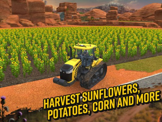 Farming Simulator 18, si torna ancora in fattoria con iPad