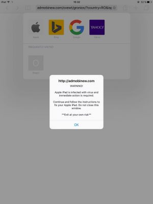Come bloccare i pop-up di Safari su iPad