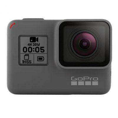 GoPro Hero 5, la migliore action-cam che interagisce anche con iPad!