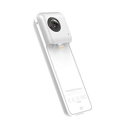 Insta360 Nano è la fotocamera sferica che si aggancia a iPhone e iPad!