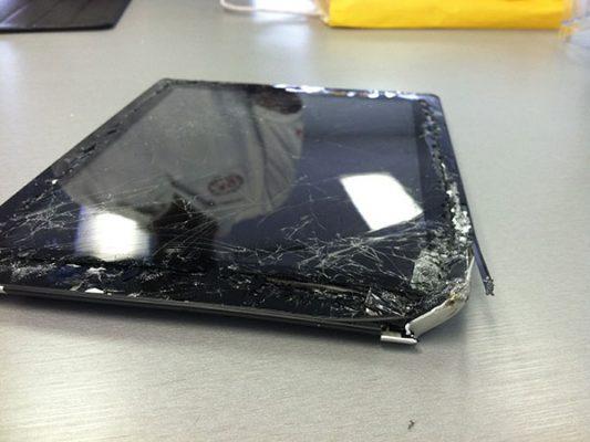 Quali sono i danni ad iPad e iPhone effettivamente coperti dalla garanzia?