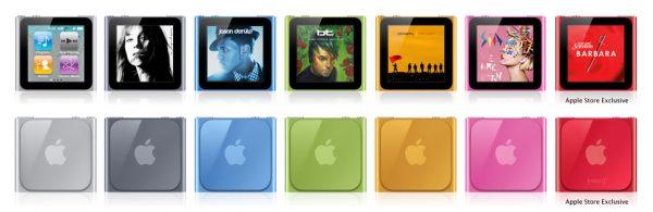 iPod Nano di sesta generazione, nonno di Apple Watch, diventa obsoleto!