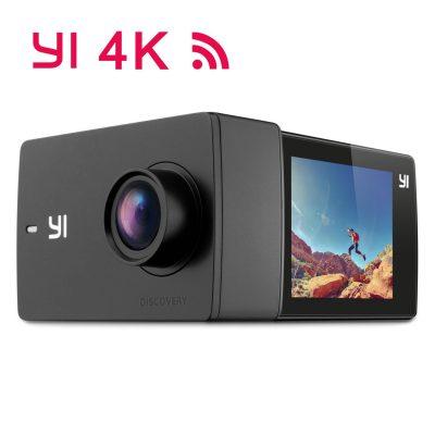 Yi Discovery 4K, l'action cam economica perfetta per l'estate!